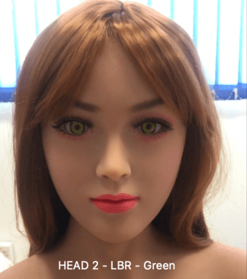 Head 2 – LBR – Green