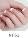 Option 1 – Pink Nails